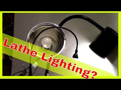 Lathe Lighting?