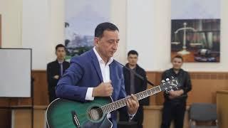 Shuhrat Daryo - So'zlasa   Jonli Ijro