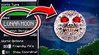 Do NOT Use the Lunar Moon Seed in Minecraft Pocket Edition!