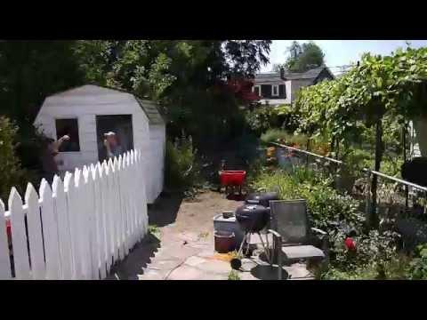 Garden Design Timelapse - D x 2 Design + Landscaping
