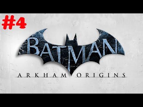 """""""Batman: Arkham Origins"""" walkthrough (Hard) Episode 4: Crime Scene + GCPD"""