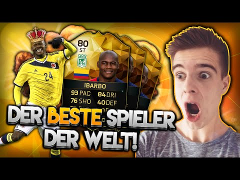 DER BESTE SPIELER IN FIFA 16 - INFORM IBARBO!