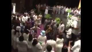 COGIC Wheelchair Praise Break (Short Version)