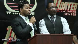 Shawn Porter would love return fight w/John Molina or Ruslan Provodnikov