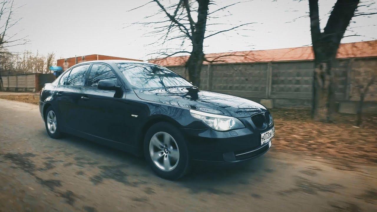 BMW E60 Неисправность Реле Бензонасоса - YouTube