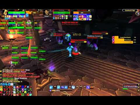 EU.Shadowsong Fearless Crew guild first kill Teron Gorefien in Black Temple (20 may 2008)