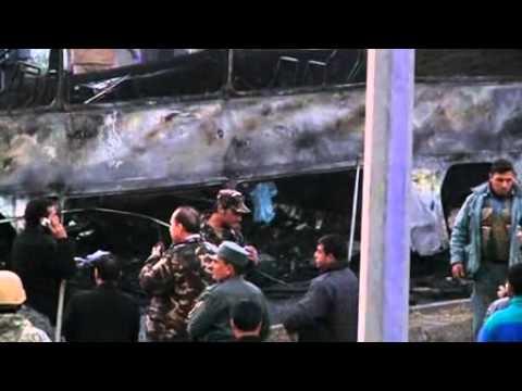 Kabul blast kills at least six soldiers