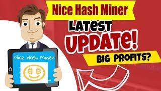 nicehash Mining 2019  New Update  Better Profits