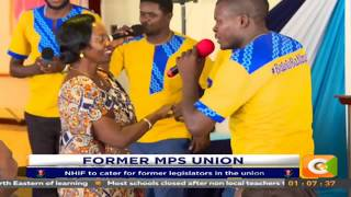 Former Parliamentary Association launched