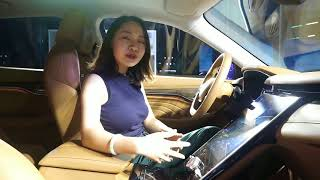 Roewe Marvel X - best China SUV electric car . Новый электромобиль  премиум качества из Китая