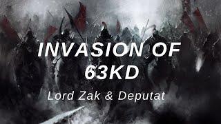 Clash of Kings: [Monster Kills] Alliance INT from 1962 invades kingdom 63 :) (2019) Lord Zak!!!