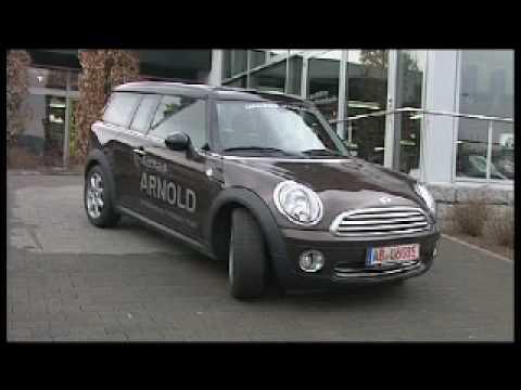 MINI Cooper Clubman Fahrbericht vom Autohaus ARNOLD