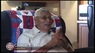 Cherokee Nation's Back Then Charles Brave
