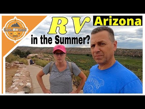 Next Stop, Cottonwood AZ And Places You MUST SEE! (RV Lifestyle)