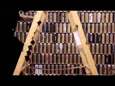 THE HAUS – BERLIN ART BANG – MONTANA-CANS TEASER