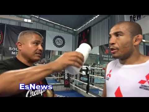 Robert Garcia: Jose Aldo Would Do Great In Boxing