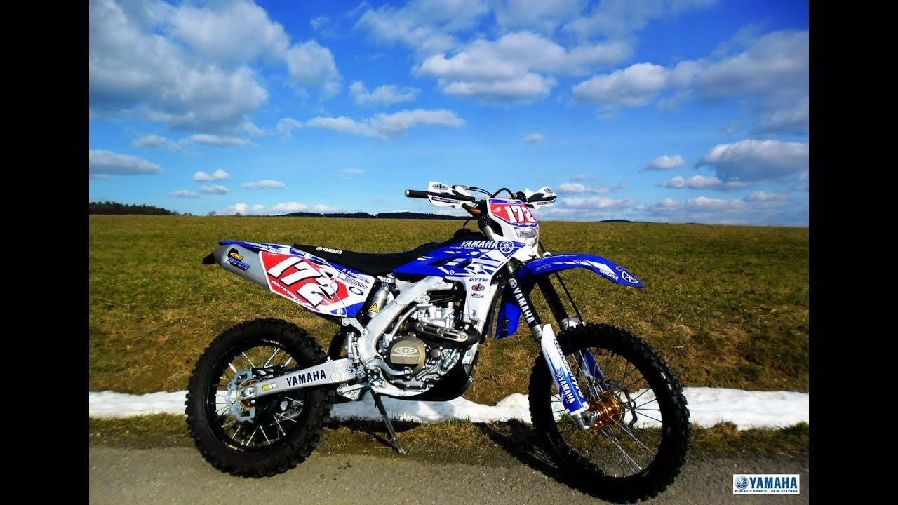 yamaha wr450f rswr 2013 modifications youtube. Black Bedroom Furniture Sets. Home Design Ideas