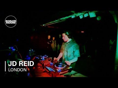 JD Reid Boiler Room London DJ Set