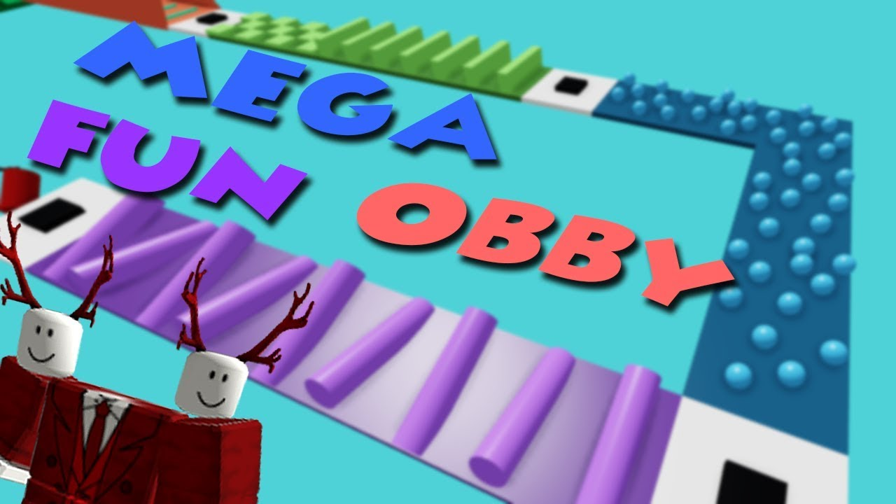 Mega Fun Obby All New Codes 2020 Roblox By Raphbe