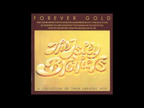 The Isley Brothers-  (At Your Best) You Are Love