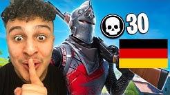 Bester Fortnite Spieler aus Deutschland