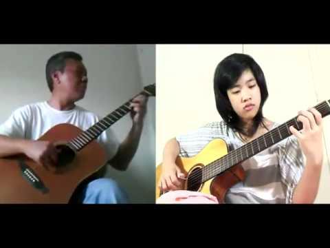 Phôi Pha  - Song Tấu Guitar