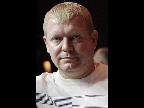 Смотрящий за Белгородской областью Владимир Тебекин «Моряк»