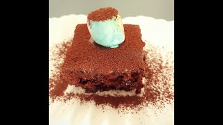 How to make moist chocolate cake in 7 minutes only by Mona