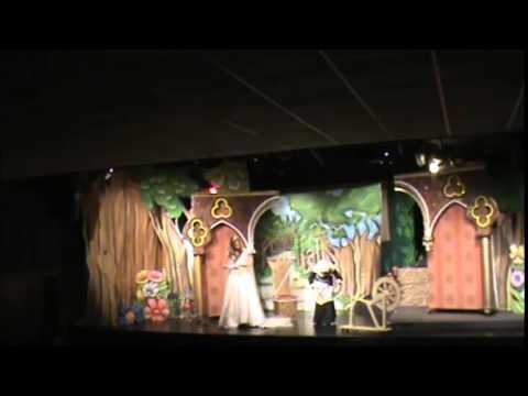 La Bella Durmiente Y El Dragón Obra De Teatro Infantil Pdoblea Youtube