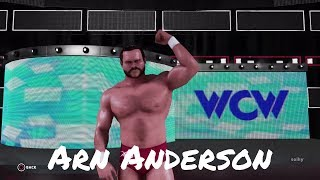 Arn Anderson Custom Entrance (WWE 2K18)