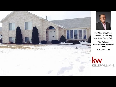 5319 Sawgrass Drive, RICHTON PARK, IL Presented by Rick Pulciani.