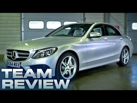 The Mercedes Benz C Class Team Review Fifth Gear