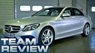 The Mercedes Benz C Class (Team Review) - Fifth Gear