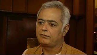 Rajkummar is like my wife in films: Hansal Mehta