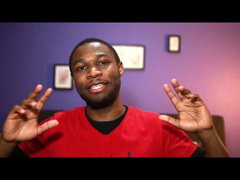 Afrikalı Ceza Suspus Rap Yapması