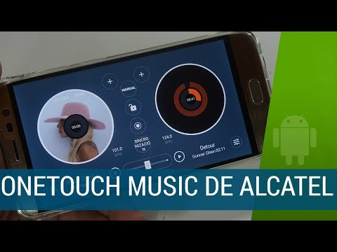 Reproductor Alcatel One touch Music  APK no root 2017
