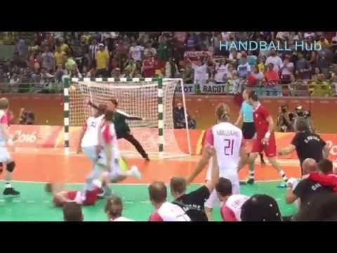 Handball RIO Olympics 2016  Superb Goal
