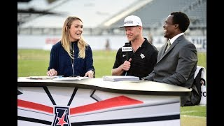 American Athletic Conference Football Championship Postgame Show