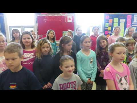 Remembrance Day Song by Choir