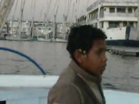 luxor nile boat