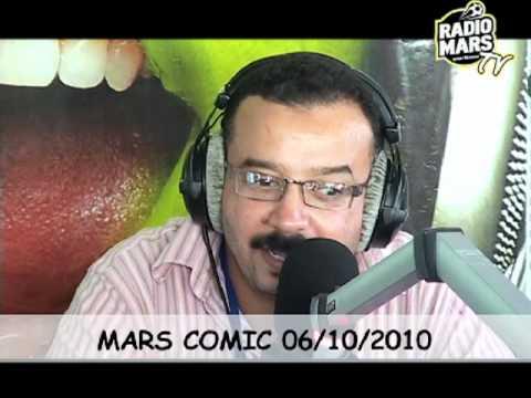 MARS COMIC Part 1