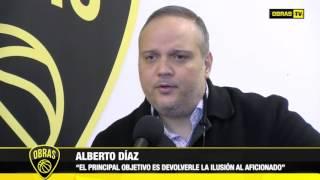 Alberto Díaz - Obras Basket (19-05-2017)