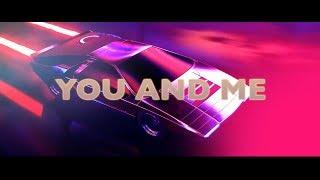 Juanjo Andújar -  You And Me  (Official Lyric Video)