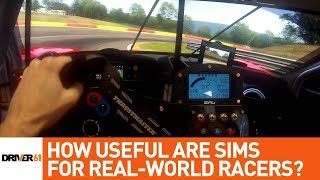 How Useful are Racing Sims for Real-World Racing Drivers? Pro Driver Explains.