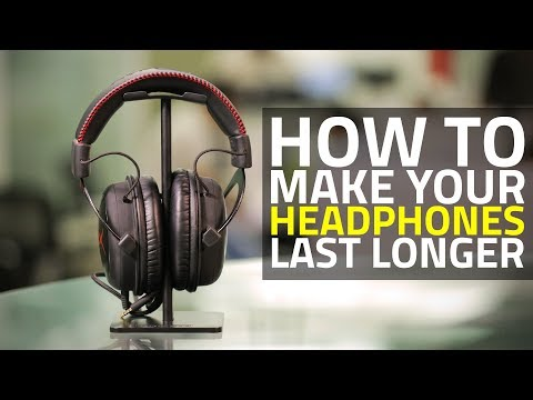 How to Pack, Store, and Carry Your Headphones Around