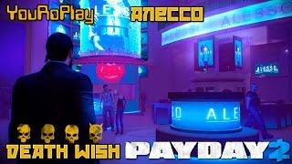 Payday 2. Как пройти Алессо по стелсу. Жажда смерти, Death Wish.