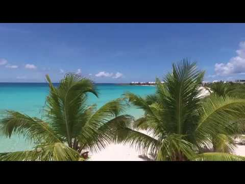 Anguilla Drone Fly of Shoal Bay West