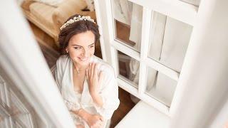 Классическая свадьба в бело-золотых оттенках. Ольга Крамар