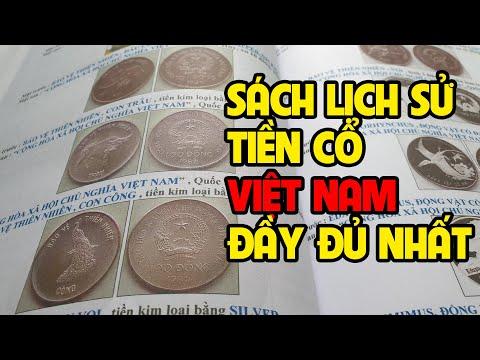 Review sách về tiền cổ Việt Nam đầy đủ nhất từ trước tới nay