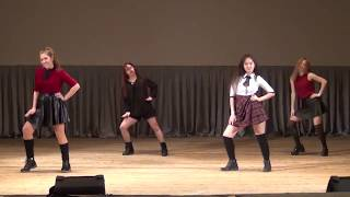 BlackPink (????) - playing with fire | ??? (cover team THUNDER)
